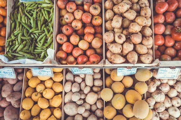 Seasonal Food – Fresh and Great Value For Money