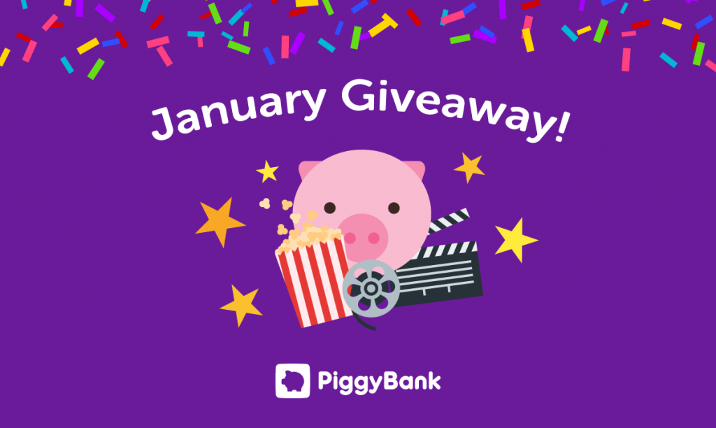 PiggyBank Netflix Gift Card Competition