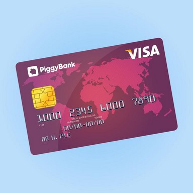 Piggy Credit Card