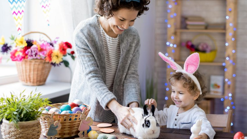 Five Ways To Keep Your Kids Entertained On A Budget This Easter