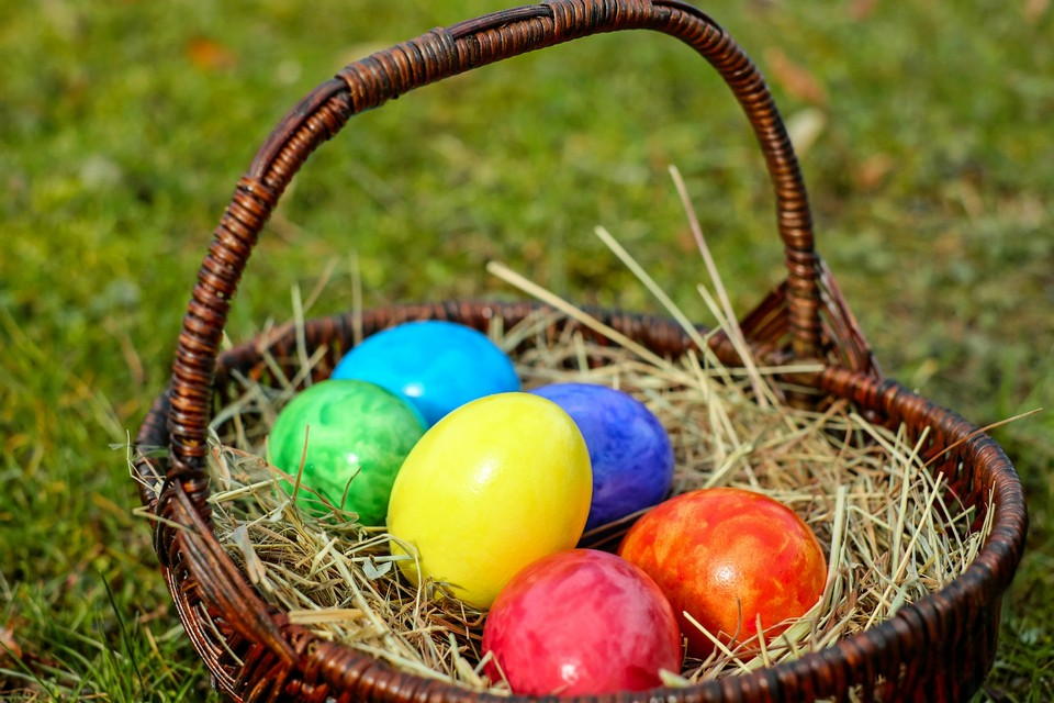 Easter Egg Hunt Competition